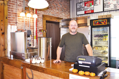 General Store Food and Family Fun Center owner Lee Clouser.