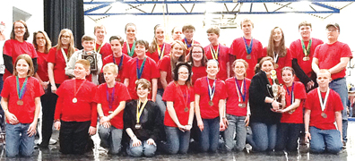 The Clermont Sun » NRMS Science Olympiad team wins regional ...