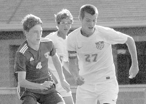 Bethel-Tate was the last boys' soccer team from Clermont County standing until Monday, Oct. 20.