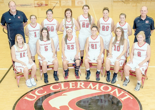 The 2014-15 UC Clermont Lady Cougars have the uneviable task of trying to repeat as National Champions.