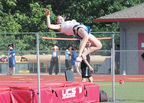 Clermont Northeastern's Jenna Mummert placed fourth at the state tournament last season and is looking to improve upon her finish in 2015.