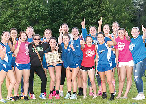 The Williamsburg Lady Wildcats won the Southern Buckeye Conference National Division track meet.
