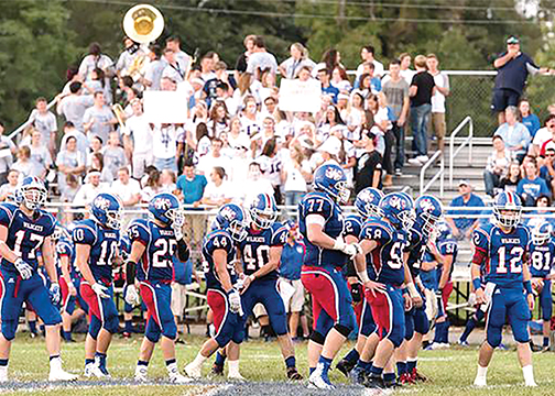 Williamsburg defeated Deer Park, 48-6, on Friday night. The Wildcats will host Paint Valley on Sept. 4.