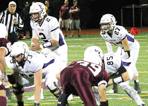 Glen Este's Tyler Pilcher, 2, and Robby Boone, 27, were two of the 25 Clermont County football players to be named to the Southwest Ohio All-District Team. Pilcher was a First Team selection and Boone was a Second Team selection.