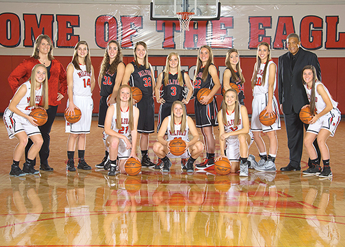 The Milford Lady Eagles got off to a hot start, but faltering in the Eastern Cincinnati Conference has forced the team to look toward a new beginning in the postseason.