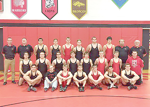 The New Richmond High School wrestling team is carrying a lot of momentum into the last three weeks of the regular season after winning the Milford Invitational Tournament this past weekend.