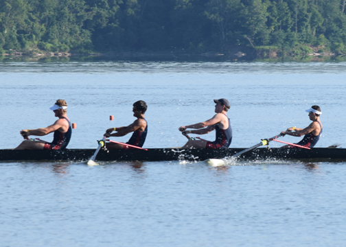 The 2016 USRowing Club Nationals were held on Bethel's Harsha Lake last weekend, the second consecutive year the lake hosted the event.