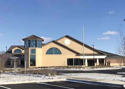 The Clermont County Public Library-Milford-Miami Township Branch at 1099 Ohio 131 is set to close its doors at 5 p.m. on Jan. 20, 2018, to begin a move from the old building into the new building, pictured, located at 5920 Buckwheat Road.